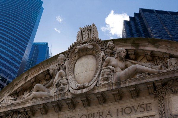 The Civic Opera Building - 20 North Wacker Drive - Downtown Chicago